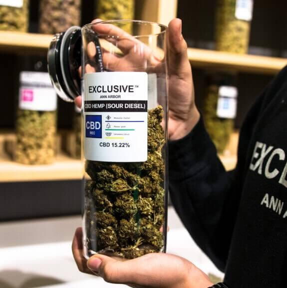 Exclusive Cannabis Flower